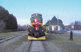 ©York-Durham Heritage Railway