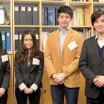 学生団体PORTA主催 留学生×駐在員座談会