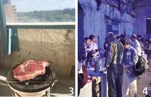 3休みの日はベランダで肉を焼いてます。炭はやっぱり美味しいですね 4今年で5回目を迎えたカナダ最大の酒イベントKampai Toronto。今年は参加できませんでしたが、来年は是非また参加したいイベントです