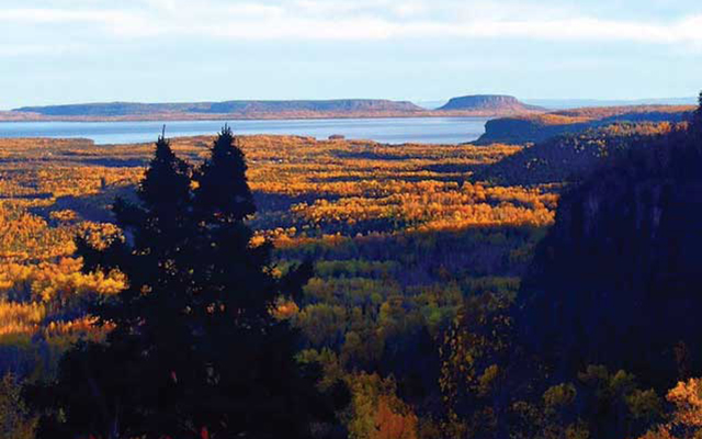 Mount Mckay (Thunder Bay) @wandering_canadian