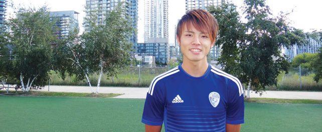 トロントで見果てぬ夢を追いかけるサッカープレイヤー佐久間翔太さん インタビュー | カナダのワーホリ先輩に聞く!