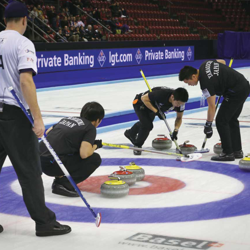 All photo by World Curling Federation. Digital Asset Management Software by Third Light