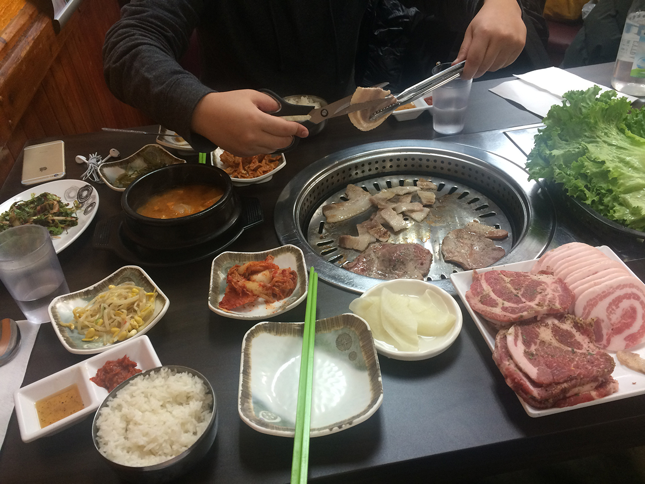 all-you-can-eat-samgyeopsal