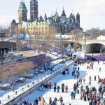 冬のアクティビティ天国!カナダの首都オタワの魅力
