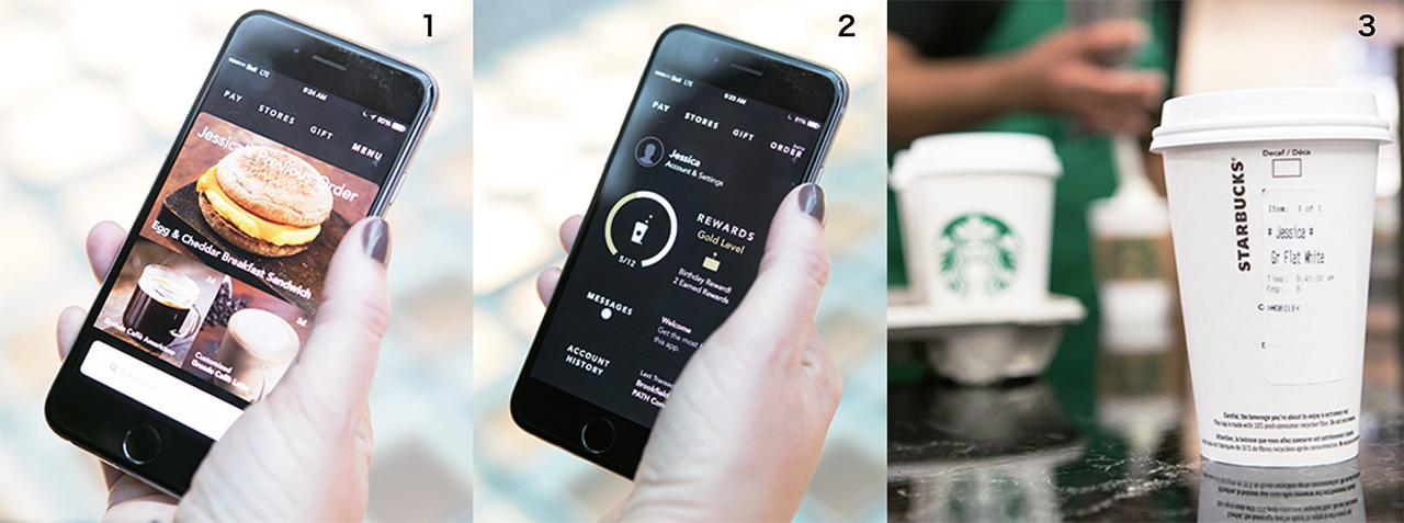 1.アプリからのオーダーは飲み物だけでなくフードもOK 2.アプリで先にオーダーしておけば列に並ばなくても大丈夫 3.アプリを使いこなしてよりスタバを楽しもう
