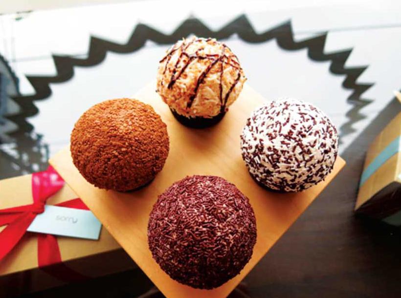 やっぱりチョコレートフレーバーが人気