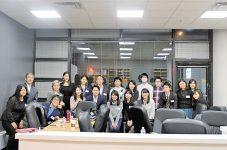 学生団体PORTA  第5回座談会 留学生×駐在員 2月10日@トロント商工会議場
