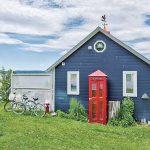 [外遊び3] Airbnbでカナダ・トロントの味のあるコテージに泊まる!