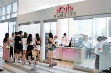 1ランクレベルが上の日本の最新スイーツが味わえる!『HCafe』ヤング×シェパードに 2号店目をオープン!