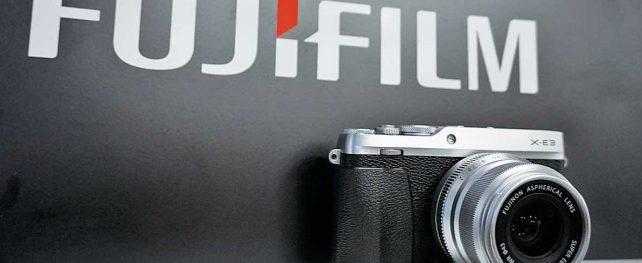 ミラーレスデジタルカメラFUJIFILM X-E3の特徴と「A Photo Walk With  Fuji Guys」潜入ルポ