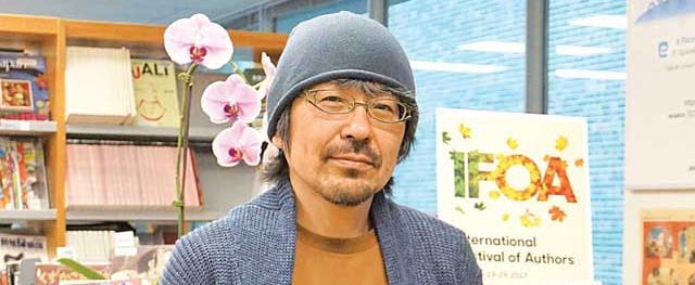 本の持つ力を信じて書き続ける 作家 古川 日出男氏インタビュー [トロントを訪れた著名人]