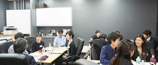 「職場における典型的な日本とカナダの違い」第7回座談会 留学生×駐在員 [TORJAルポ]