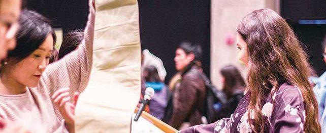 盛大に幕を閉じた三大学合同の冬祭り Japanese Winter Festival