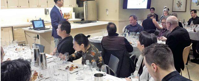 カナダでさらなる日本酒市場の拡大を目指して。ジェトロトロントがペアリングセミナー「Sake Basics and Food Pairings」をオタワで初開催