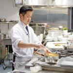 在トロント日本国総領事公邸料理人・渡邉元弥シェフによる「ダシ」についての講演会がジョージ・ブラウン・カレッジで開催|メイド・イン・ジャパンでカナダを攻めろ!