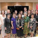アジア太平洋財団カナダ・ 第1回カナダ女性ビジネス派遣団フォローアップ会合 および伊藤総領事主催による派遣団歓迎レセプション開催|メルモが行く!