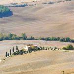 イタリア(9)トスカーナ巡り(3):世界遺産 オルチヤ渓谷(Val d'Orcia)|紀行家 石原牧子の思い切って『旅』第34回