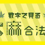 数字で見る大麻合法化|特集「カナダ大麻合法化」から1年が経過して分かったこと