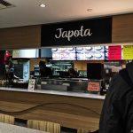 お店の看板はなぜか「Japota」ですが、正しい店名は「Japote」だそう。