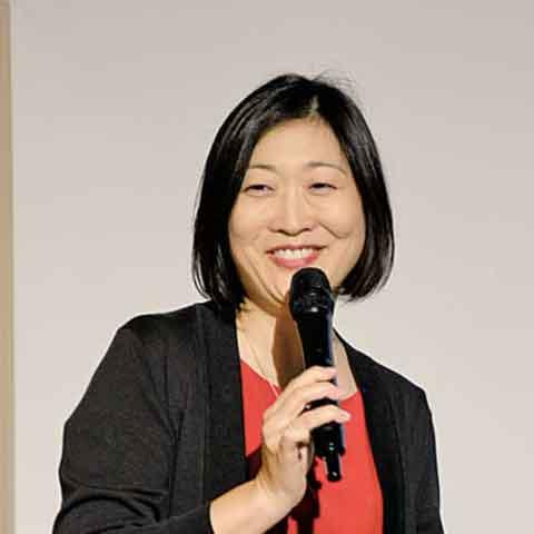 イベントを主催したジャパンファウンデーション・トロントの清水所長