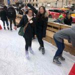 人生初めてのスケートをトロントで!