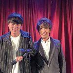 村本さん(左)とヒロさん(右)