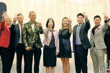 エアカナダと台湾観光局によるMOONフェスティバル レセプションが華やかに開催!