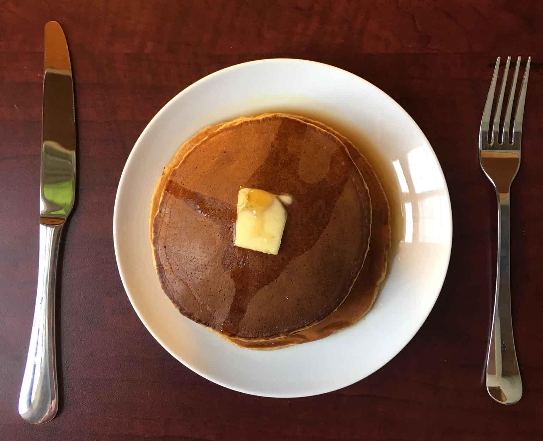 (3)ホットケーキ