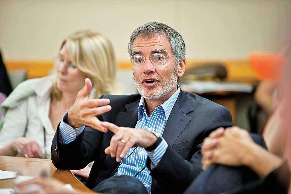 CEOのボブ・ピットマン ©Fortune Live Media on Visual Hunt