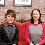 ヒロさん(左)と亀田晴美さん(右)