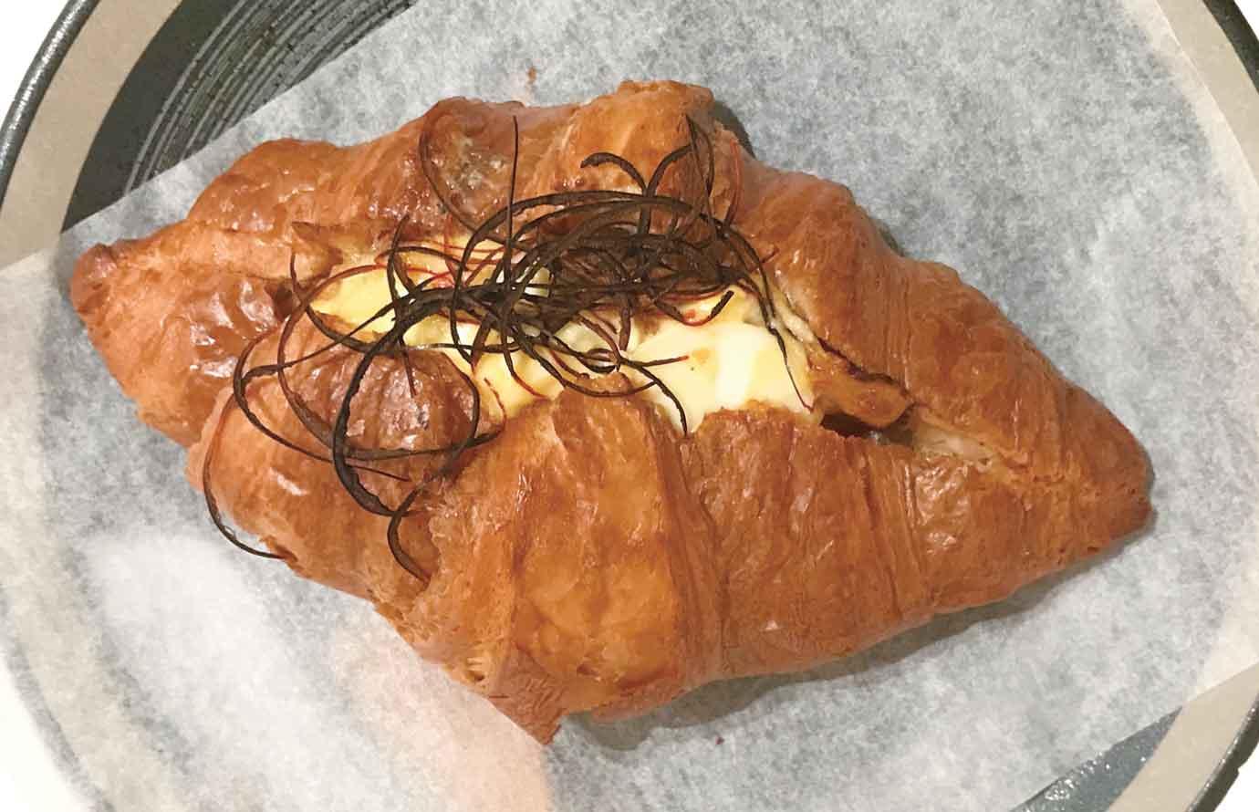 BLOOM's  Chicken Nanban  Croissant
