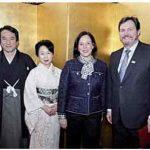 在カナダ日本国大使館 天皇誕生日祝賀レセプション開催