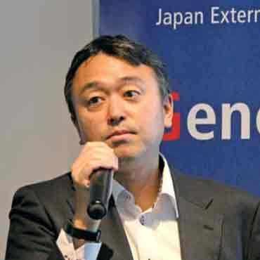 加藤吉祥氏 Kissei America Inc.