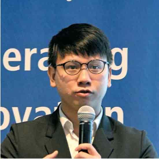 Phong Nguyen氏 Hitachi Ltd.