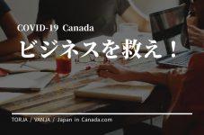 第6回: 企業支援融資CEBAアップデートなどビジネス資金調達プログラム解説【COVID-19 パンデミック・カナダ】 カナダのお金について「なるほど納得!銀行のいろは」