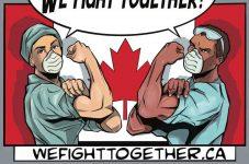 医療現場の最前線で戦っているカナダの医療従事者をモデルに書かれたコミックが話題 COVID-19 パンデミック