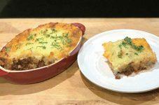 【4皿目】Bar Foodのおなじみ「Shepherd's Pie」|イケメン・イクメン・フレンチシェフが教えるカナダでクッキング