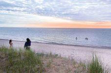 太陽がいっぱいヒューロン湖(1)キンカーディン(Kincardine)|紀行家 石原牧子の思い切って『旅』第55回