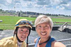 日本人初のカナダダービージョッキー福元大輔騎手(前編) Hiroの部屋